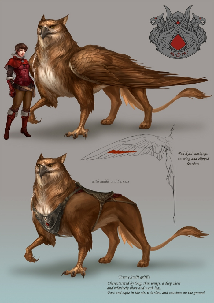 red_wing_griffin_by_sandara-d6b0f8m